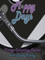 Floppy Days 91 - The Osborne 1 with Lee Felsenstein