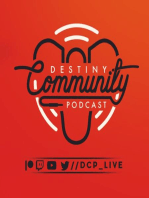 Destiny Community Podcast Episode #65 - The Nintendo Dolphin Starcube (ft. Fran Mirabella)