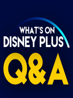 Disney+ Announcement Reactions