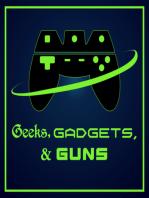 Episode 113 Guns and Tech