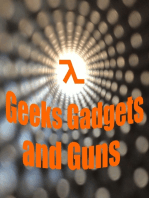 Episode 21 A Geeky Gift Guide