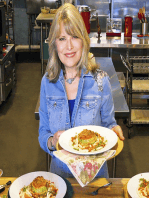 Dining Out on a Plant Based Diet with Sharon Palmer R.D.
