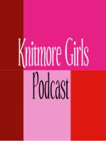 Oh what a Tangled Yoke we knit - Episode 69 - The Knitmore Girls
