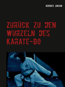 Zurück zu den Wurzeln des Karate-Do: Effizientes Karate für Ü50