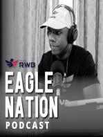 EP092 - Aron Lanie, Team RWB Wilmington (NC) Chapter Captain, Yoga Instructor, U.S. Army Veteran