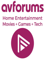 AVForums AVForums Podcast