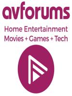AVForums Podcast #11