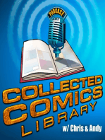 Collected Comics Library Podcast #27 August 4, 2005