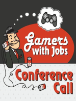 GWJ Conference Call Episode 616
