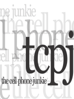 The Cell Phone Junkie Show #1