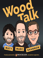 Wood Talk #163 – Overrated Woodworking