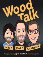 Wood Talk #162 – Setting Goals for 2014