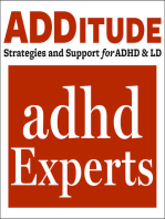 204- How ADHD Shapes Your Perceptions, Emotions & Motivation