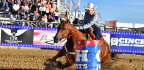 High School Bull Riders And Barrel Racers Barnstorm Wyoming For Rodeo Championship