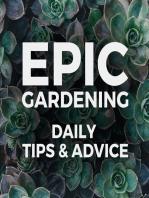Frugal Gardening Tips