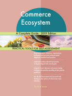 Commerce Ecosystem A Complete Guide - 2019 Edition