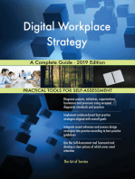 Digital Workplace Strategy A Complete Guide - 2019 Edition
