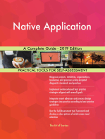 Native Application A Complete Guide - 2019 Edition