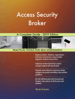 Access Security Broker A Complete Guide - 2019 Edition