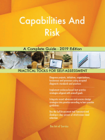 Capabilities And Risk A Complete Guide - 2019 Edition