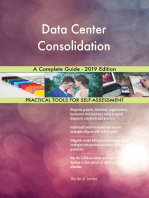 Data Center Consolidation A Complete Guide - 2019 Edition