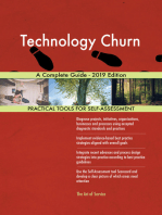 Technology Churn A Complete Guide - 2019 Edition