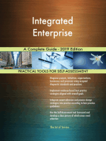 Integrated Enterprise A Complete Guide - 2019 Edition