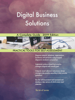 Digital Business Solutions A Complete Guide - 2019 Edition