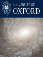Oxford Mathematics Student Lectures