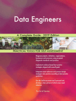 Data Engineers A Complete Guide - 2019 Edition