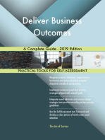 Deliver Business Outcomes A Complete Guide - 2019 Edition