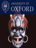 The self-management of misfortune by use of amulets and charms. Ethnicity and Identity Seminar