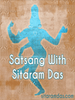 Satsang with Sitaram Das and Prajna Vieira