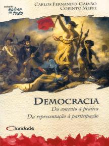 Democracia: Do conceito à pratica da representação à participação