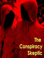 Conspiracy Skeptic Episode 55 - Conspiracy Theorists Lie
