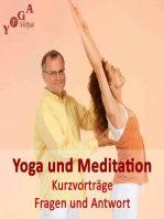 Meditation - wie sitzen ?