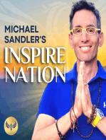 BONUS GUIDED INNER-FLAME RELAXATION MEDITATION (8 MIN) | Michael Sandler | Inspiration | Spirituality | Health | Self-Help