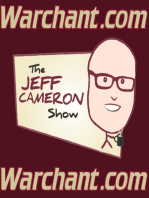 Jeff Cameron Show - Roy Philpott, ESPN play by play