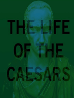 Life of Augustus Caesar #31 – Cleopatra & Cloaca