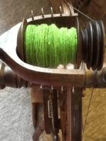 YST Episode 103 Norfolk Horn fleece review