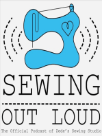 Sewing Anxiety & Procrastination
