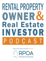 EP131 Should We Ban the Rental Application Fee? Government Advocacy with Clay Powell