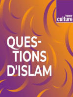 QUESTIONS D'ISLAM du dimanche 12 août 2018