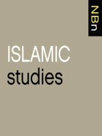 "Asma Afsaruddin, ""Contemporary Issues in Islam"" (Edinburgh UP, 2015)"