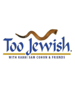 Too Jewish - 7/7/19 - Rabbi Herb Freed