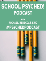 Episode 81 – Why Do School Psychologists Cling to Ineffective Practices? Let's Do What Works