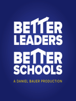 Masterminds with Jethro Jones and Daniel Bauer Better Leaders Bonus Episode