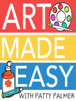 Beyond Lesson Plans – Modern Ways to Connect & Collaborate in Your Art Room – AME 035