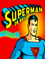 Adventures of Superman Podcast 6 Yellow Mask Into Train Switch