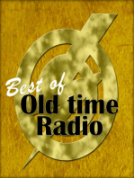 Best of Old Time Radio 36 Adventures in Research Telegraphy